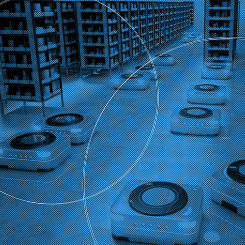 Westernacher white paper: The trends towards warehouse automation