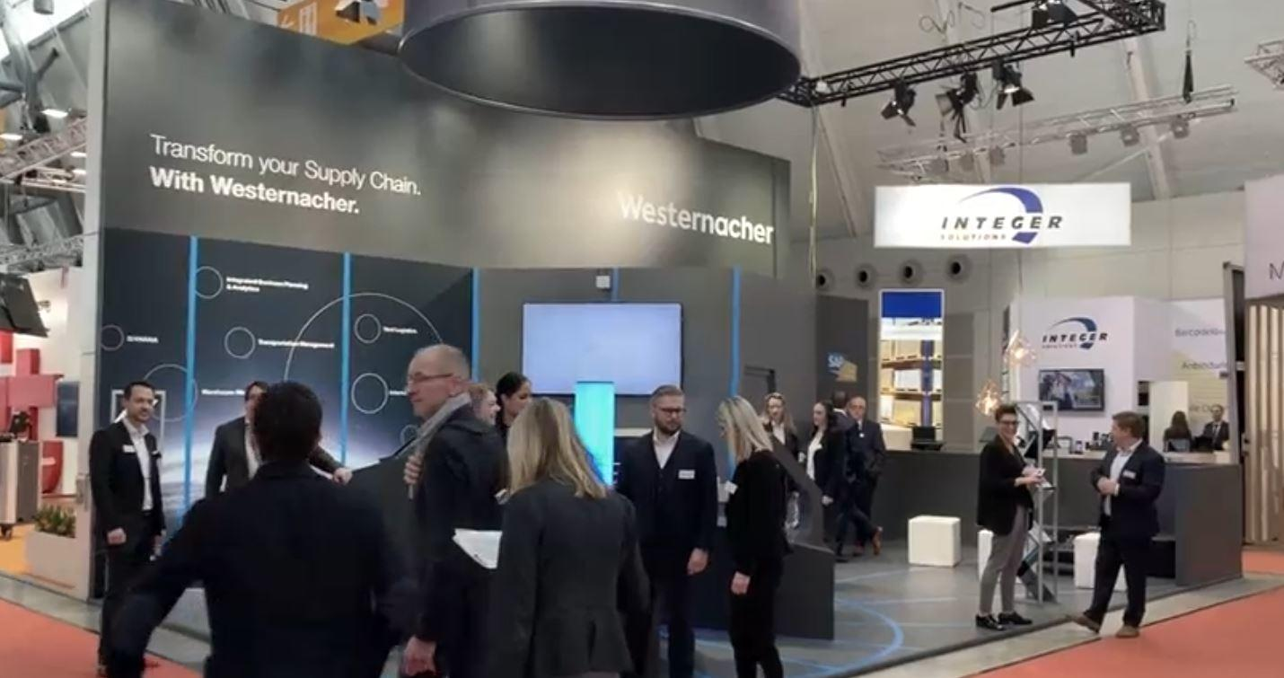 Westernacher Events - Logimat 2019 in Stuttgart - video thumbnail