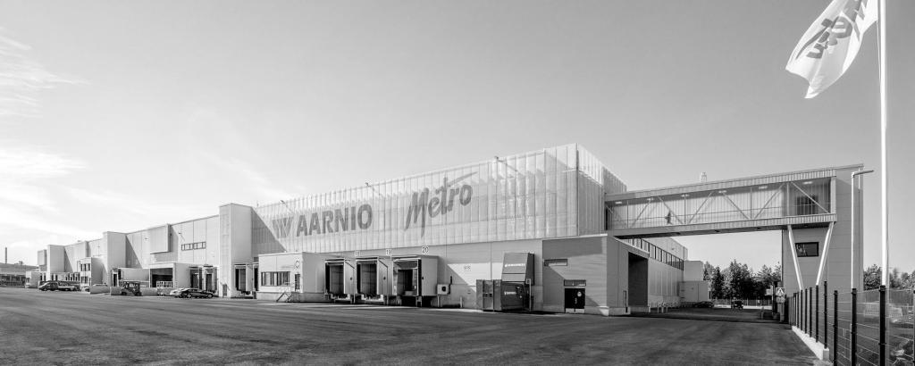 Westernacher Customer Success Story: Supporting Aarnio's warehouse creation with SAP EWM.