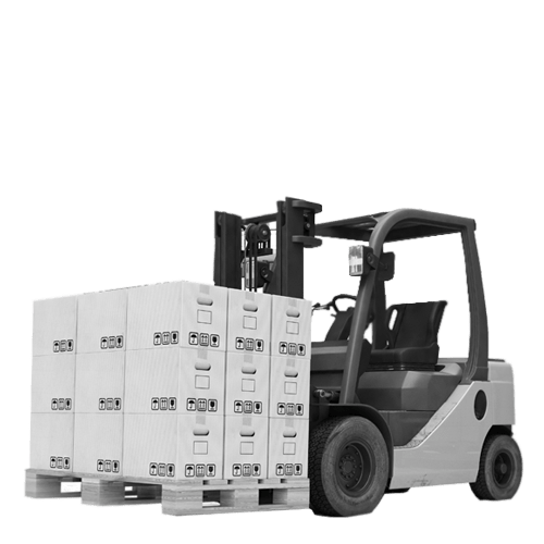 Warehouse Management - Forklift
