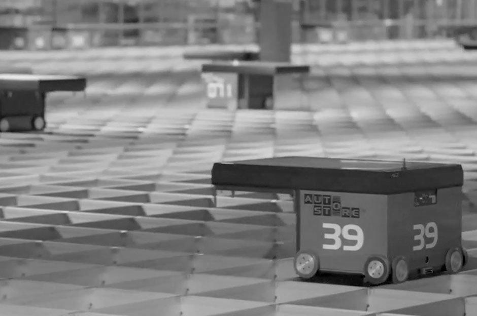 Warehouse Management - Automated warehouse - Retail