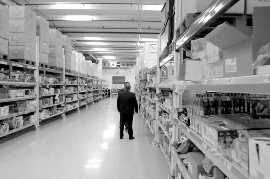 Warehouse Management - Retail