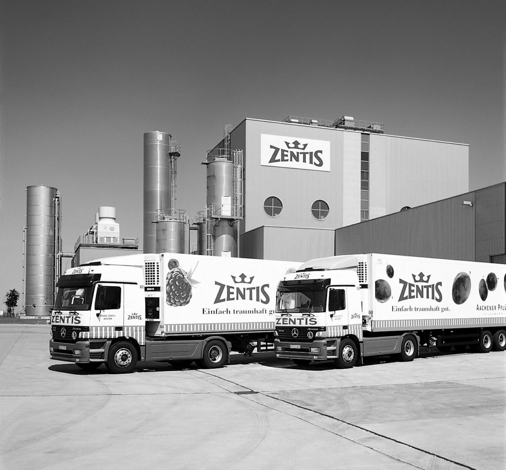 Westernacher Customer Success Story: Sweet go-live at Zentis with SAP Internet of Things (SAP IoT)