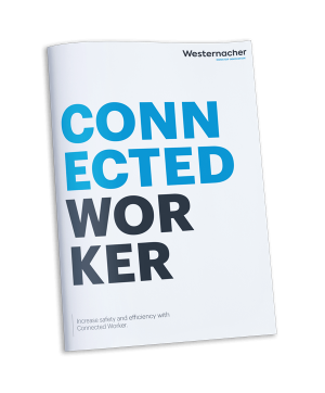 Internet of Things - Connected Worker - Increase safety and efficency with connected worker - brochure