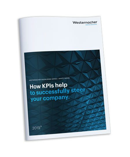 Westernacher white paper: How KPIs help to successfully steer your company?